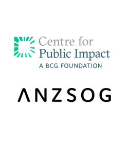 Dialogues Network: Centre for Public Impact/ANZSOG 'Reimagining Government' series