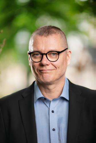 Permanent Secretary Juhani Damski