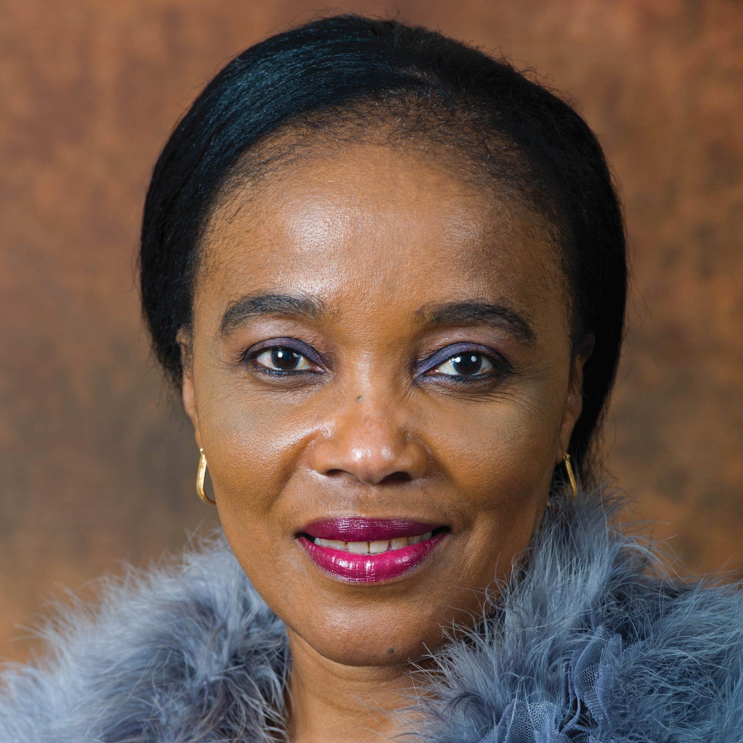 Deputy Minister Sindisiwe Chikunga