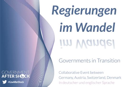 Government after Shock – Regierungen im Wandel