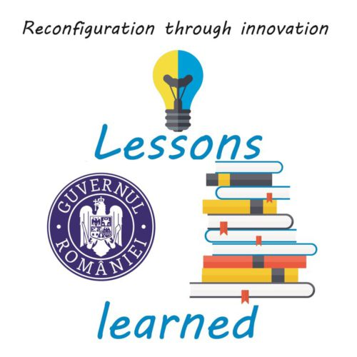 Reconfiguration through innovation: Lessons Learned
