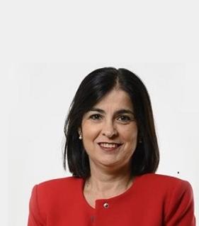 Minister Carolina Darias San Sebastián