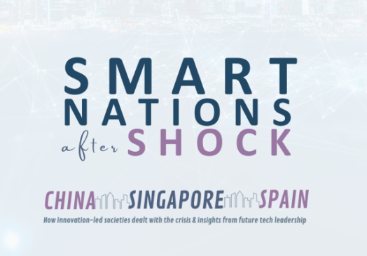 Smart Nations After Shock: how innovation-led societies dealt with the crisis and insights from future tech leadership