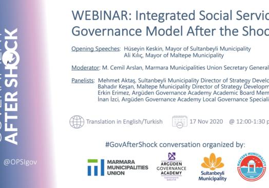 Integrated Social Service Governance Model After the Shock