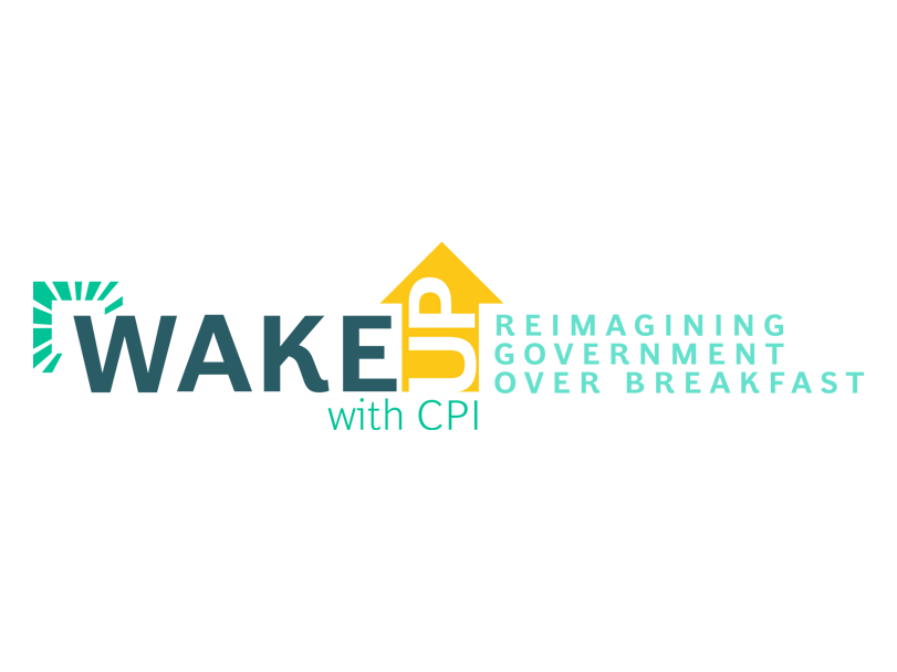 Wake up with CPI: Reimagining government over breakfast in the UK