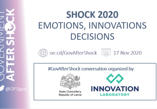 Shock 2020 – Emotions, Innovations, Decisions