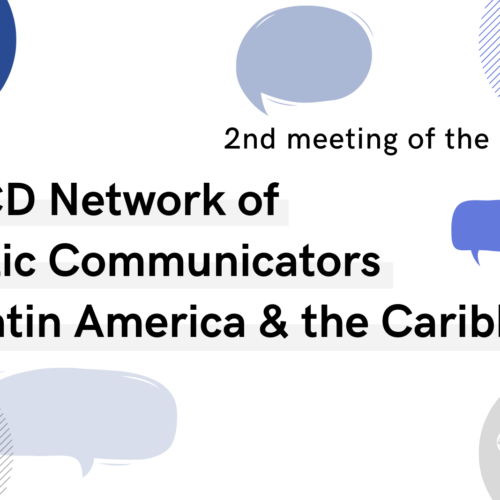 2nd Meeting of the OECD Network of Public Communicators in Latin America and the Caribbean