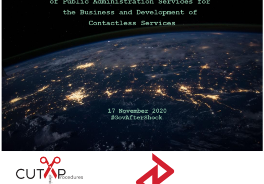 Transformation and Modernization of Public Administration Services for the Business and Development of Contactless Services